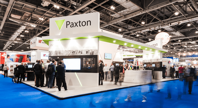 Paxton to exhibit innovative product range at IFSEC International