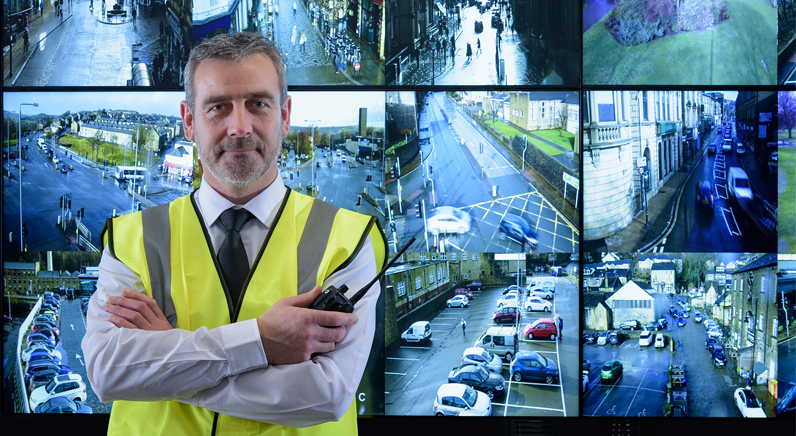 eyevis UK Video Wall proving key in police surveillance system
