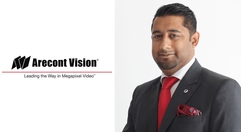 Arecont Vision® promotes Sanjit Bardhan to Vice President