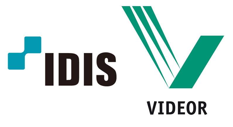 IDIS and VIDEOR sign distribution agreement at IFSEC 2016