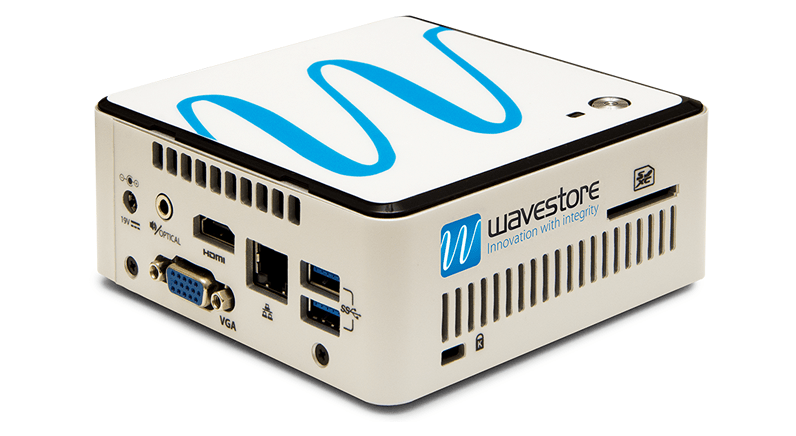 Wavestore launch small systems NVRs pre-installed with its VMS