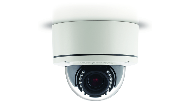 Arecont Vision® MegaDome® 4K camera now shipping