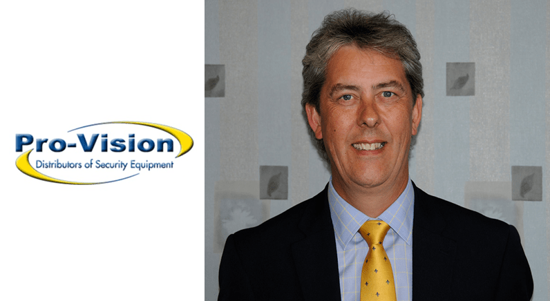 Pro-Vision appoint new Area Sales Manager for the North of England