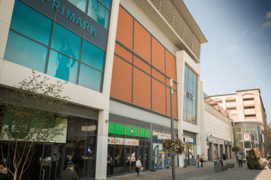 Zada's expertise provides optimal security for The Mall Blackburn