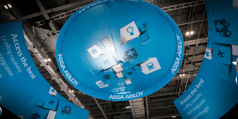 ASSA ABLOY'S greatest IFSEC to date