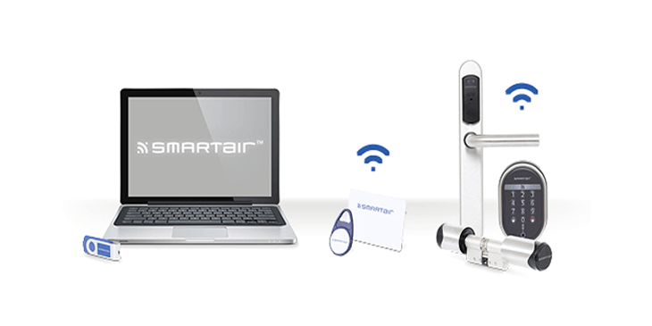 SMARTair™ makes going wireless easy for Smart buildings