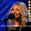 """Participante do Britain´s Got Talent emociona com história de superação e apresentação de """"Bring Me ..."""