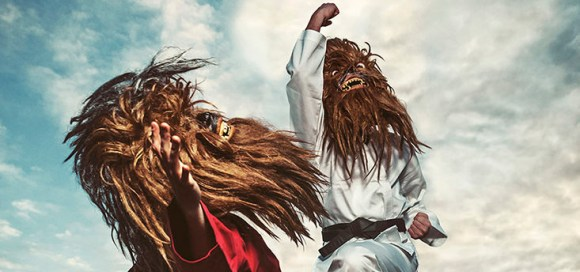 A Vida Secreta do Chewbacca