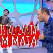 Faustão canta Tim Maia