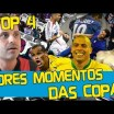 Top 4 piores momentos das Copas do Mundo