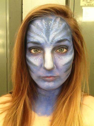 series e games maquiagem filmes  A maquiagem fantástica e bizarra de Elsa Rhae