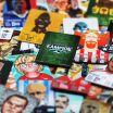 KAMPION - Um card game muito legal sobre futebol