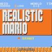 Super Mario Realista e os Cogumelos
