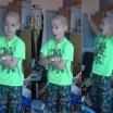 A reação de um menino com leucemia ao saber que vai receber alta do hospital
