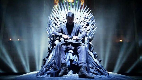 George R.R. Martin mostra sua visão real para o trono de ferro, e ele é incrível