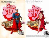 Seus personagens favoritos da DC nas capas de filmes famosos