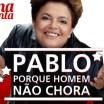"""Dilma canta """"Porque Homem não Chora"""" e abraça a Sofrência"""