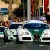 Polícia de Dubai publica vídeo para exibir sua frota de carros de luxo