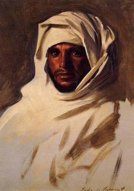 Bedouin Arab John Singer Sargent