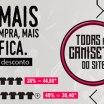 Camisetas NSFW! com até 40% de desconto em todo o site