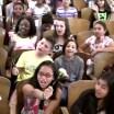 Você vai se emocionar com a homenagem desses alunos a professora com câncer