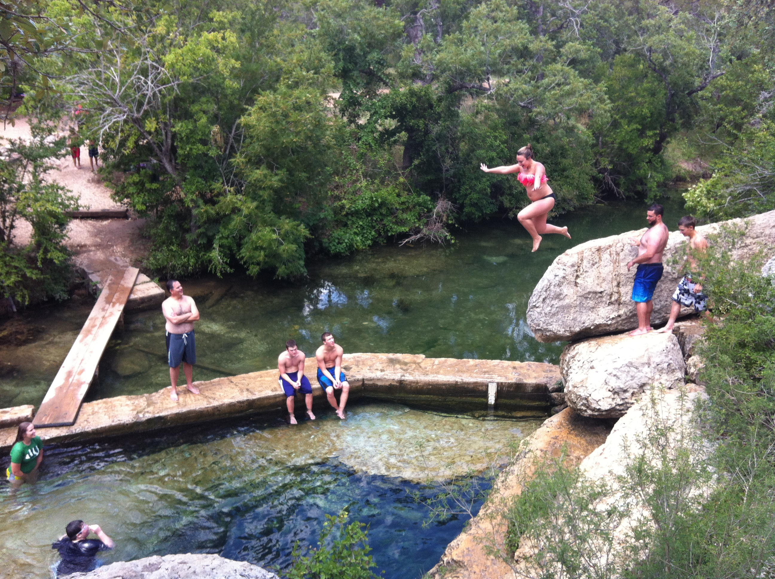 The Huffington Post Texas Hill Country Swimming Holes