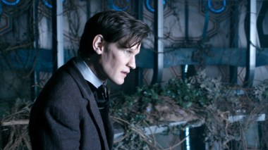 Doctor Who is now available via Amazon's Prime Instant Video  (C) BBC
