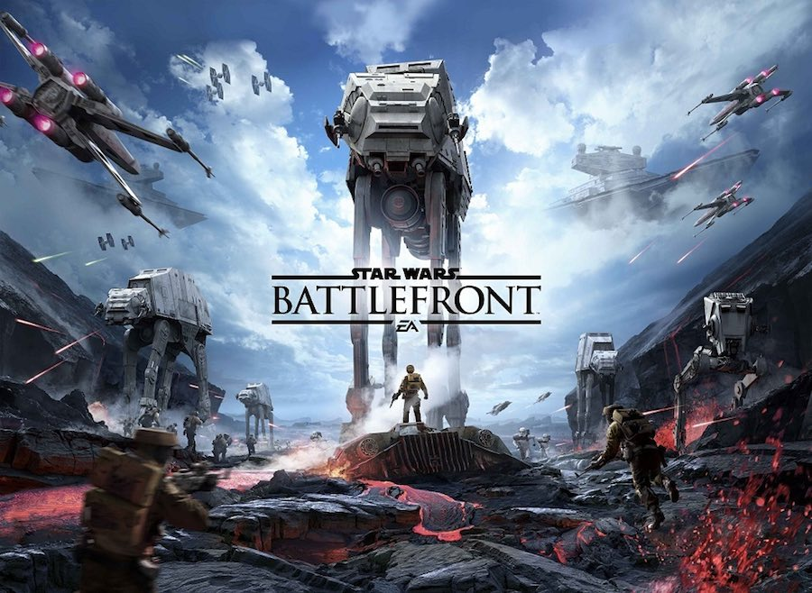 Star Wars: Battlefront - a beautifully rendered, shallow and disappointing game that just isn't ready for prime time