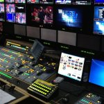 The BT Sport production gallery. Image: SEENIT.