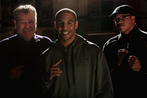 Andre Ward, Dan Goosen & Virgil Hunter