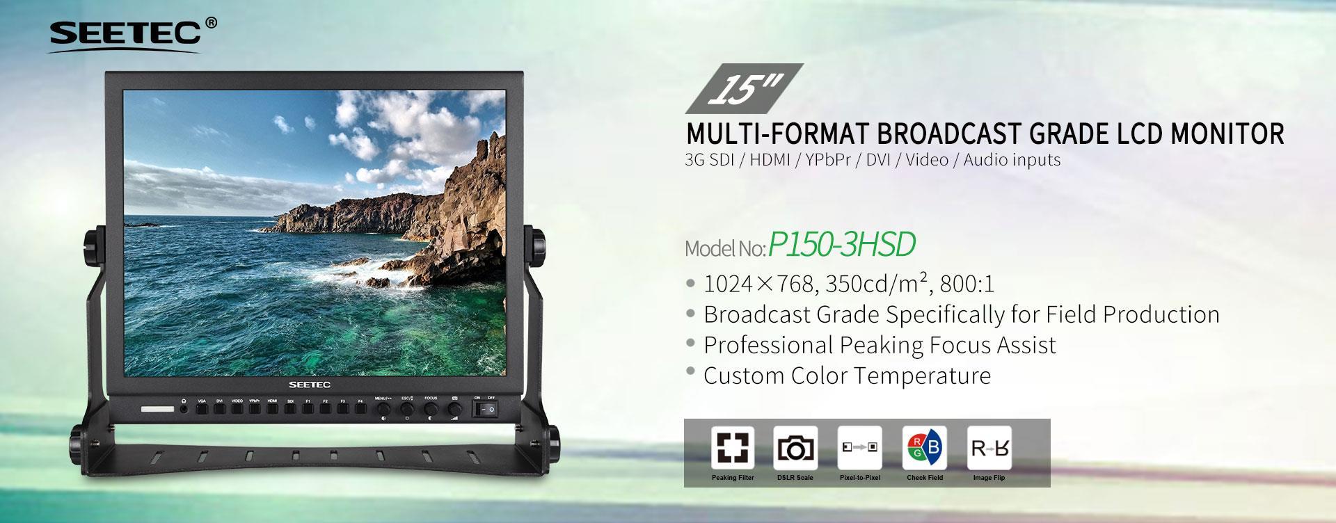 Monitor P150-3HSD SEETEC