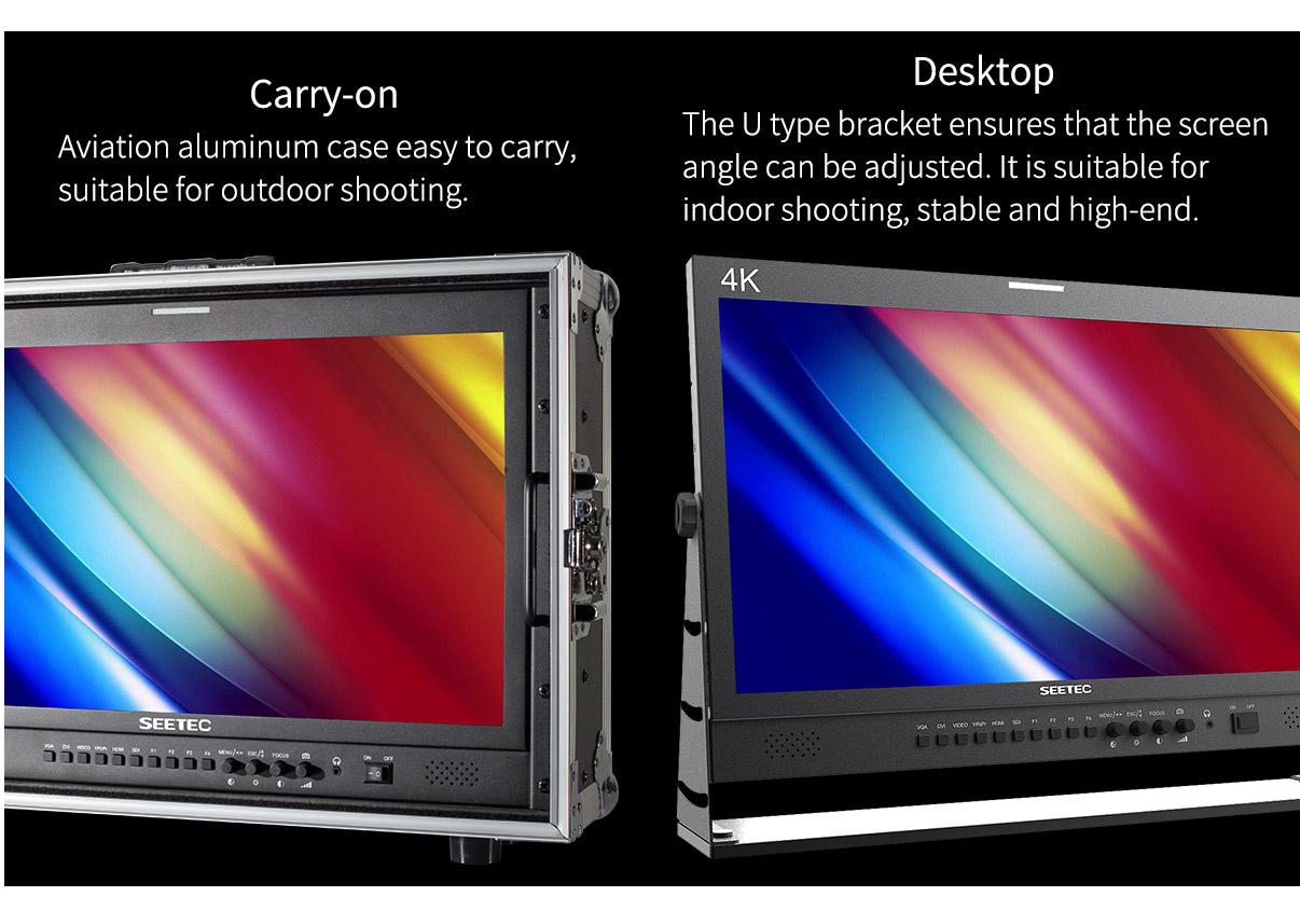 monitor 4k cho đạo diễn