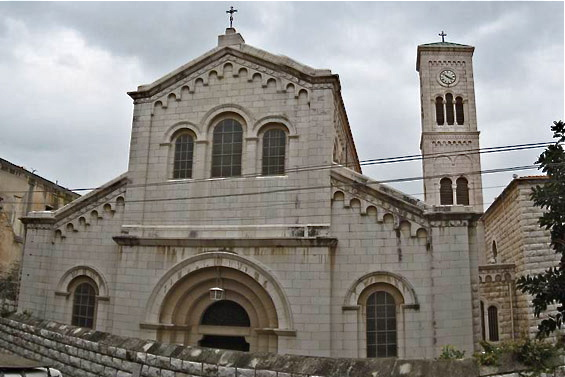 Church Of St Joseph See The Holy Land
