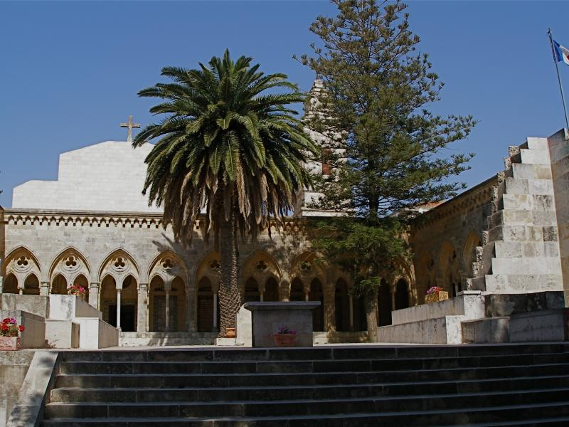 church of pater noster 171 see the holy land