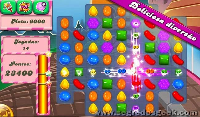 Candy Crush Saga para Android gratuito.
