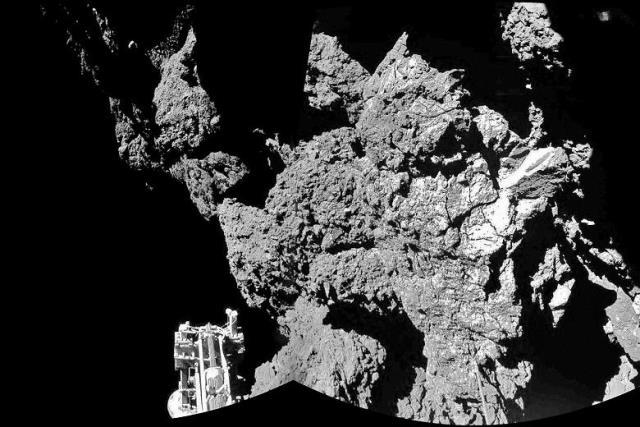 Rosetta fotografa una base aliena sulla cometa segreti e for Dichiarazione di missione adobe