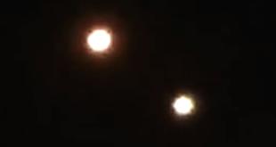 Possibile avvistamento Ufo a San Diego