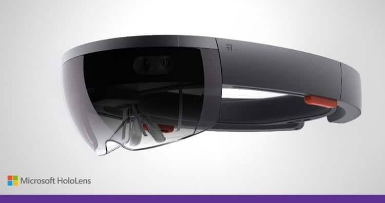 Hololens-Microsoft