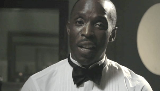 Actor Michael K Williams explores Style for Mr Porter in The Reinvention