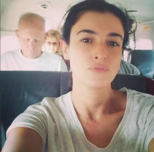Blanca romero se plantea un cambio de vida y de pa s for Blanca romero twitter