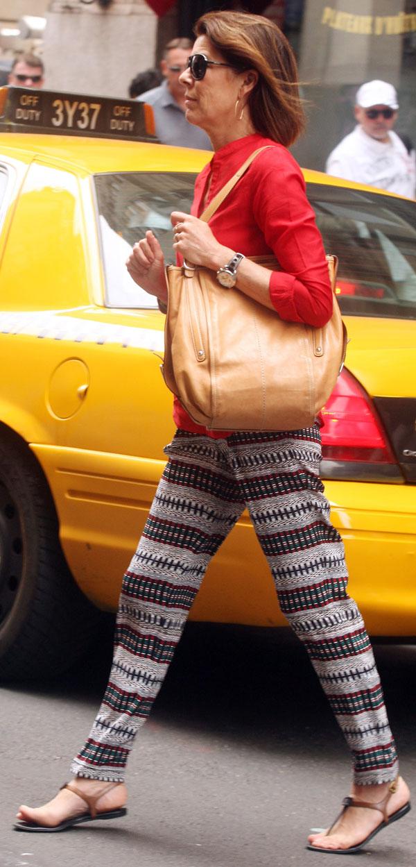 Pantalón étnico