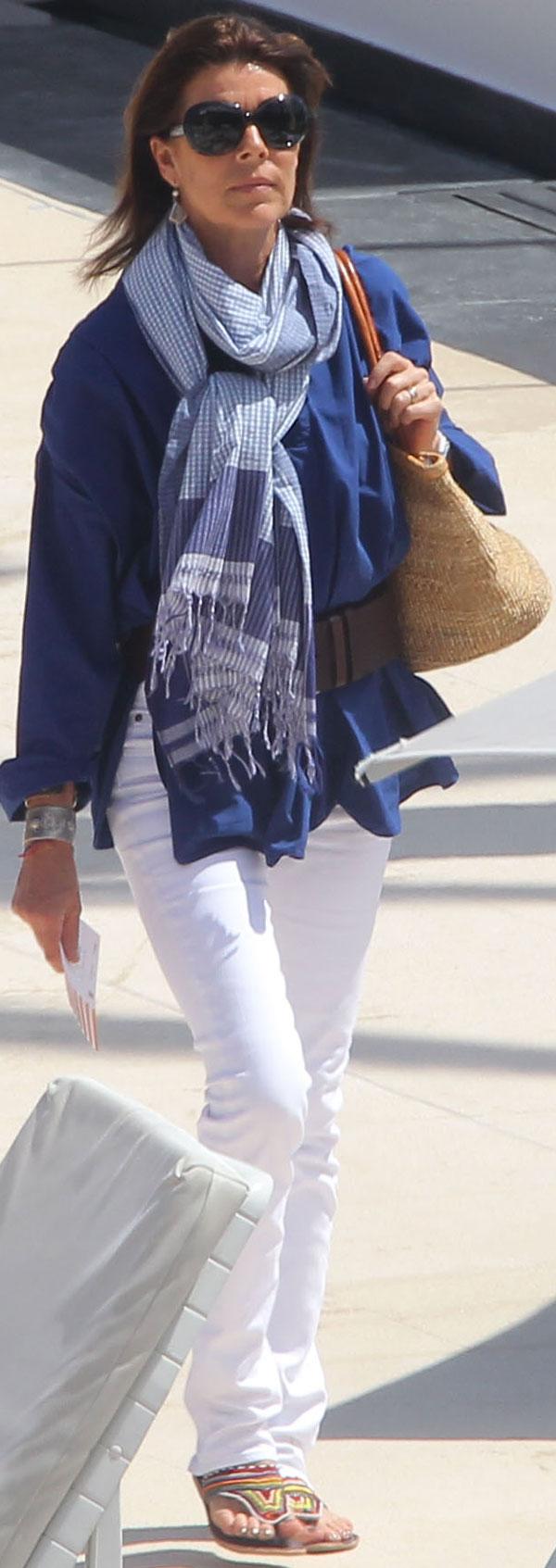 Maxi foulard
