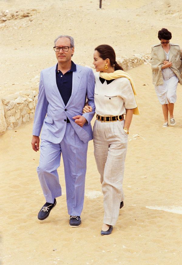 Primer viaje de casados a Egipto
