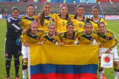La selección Colombia femenina ganó sus cuatro juegos de la primera ronda de la Copa América de Ecuador.