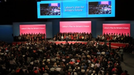 labour party conference 2014