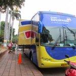 Bus de Bancolombia