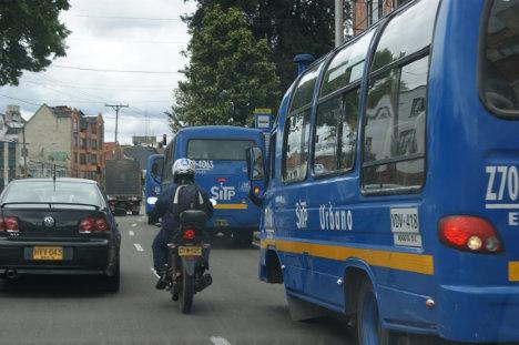 Los transportadores en paro sí aceptan el SITP pero sin monopolios. Condiciones laborales de conductores son denigrantes.
