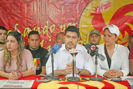 Criminal atentado terrorista contra el Partido Comunista de Venezuela
