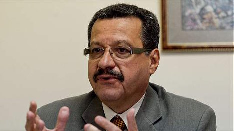 Carlos Lozano, director del semanario 'Voz'. Foto: Ana María García / El Tiempo