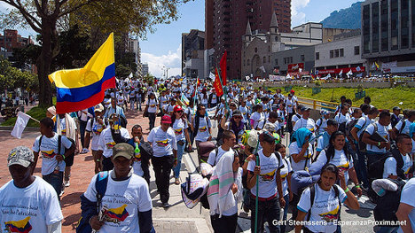 Foto: March por la Paz con Justicia Social via photopin (license)